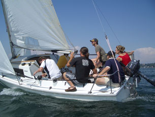 Regatta Sailing