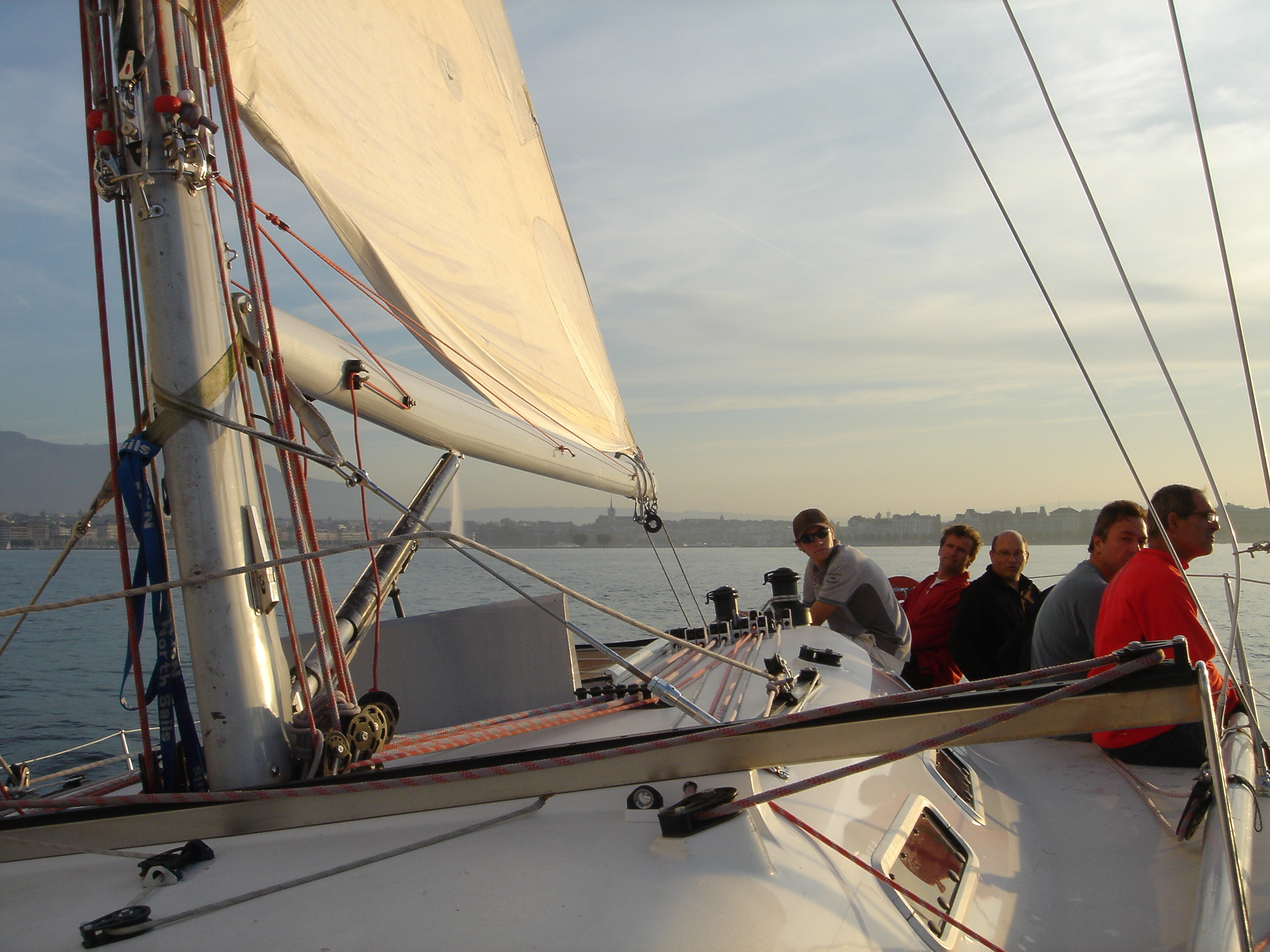 12 Hours Sailing