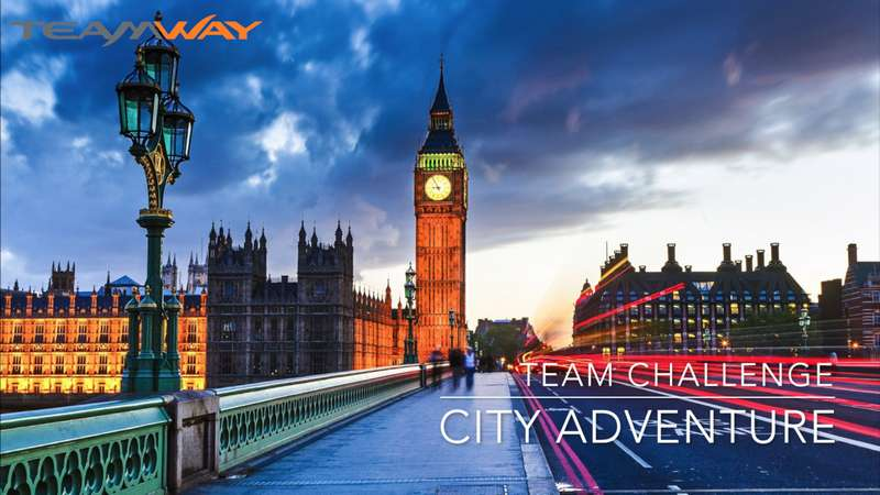team challenge : city-adventure - Teamway