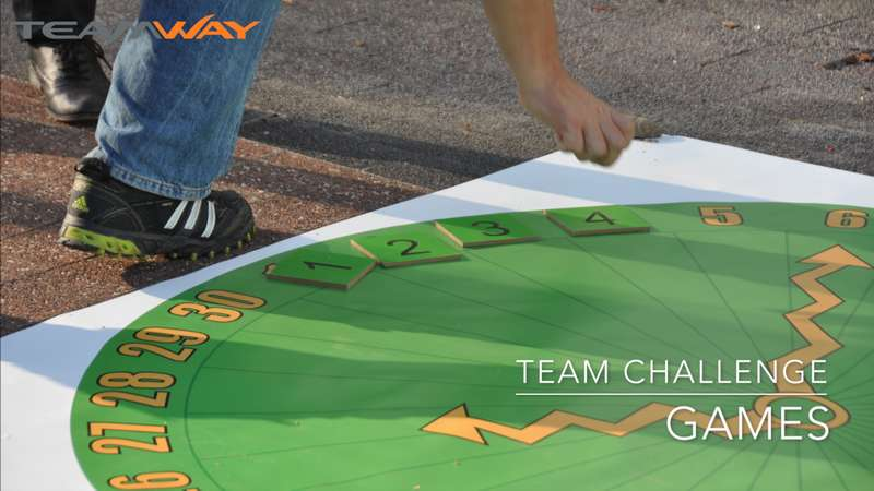 team challenge : games - Teamway