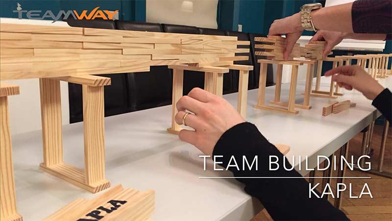 activité team building - Teamway