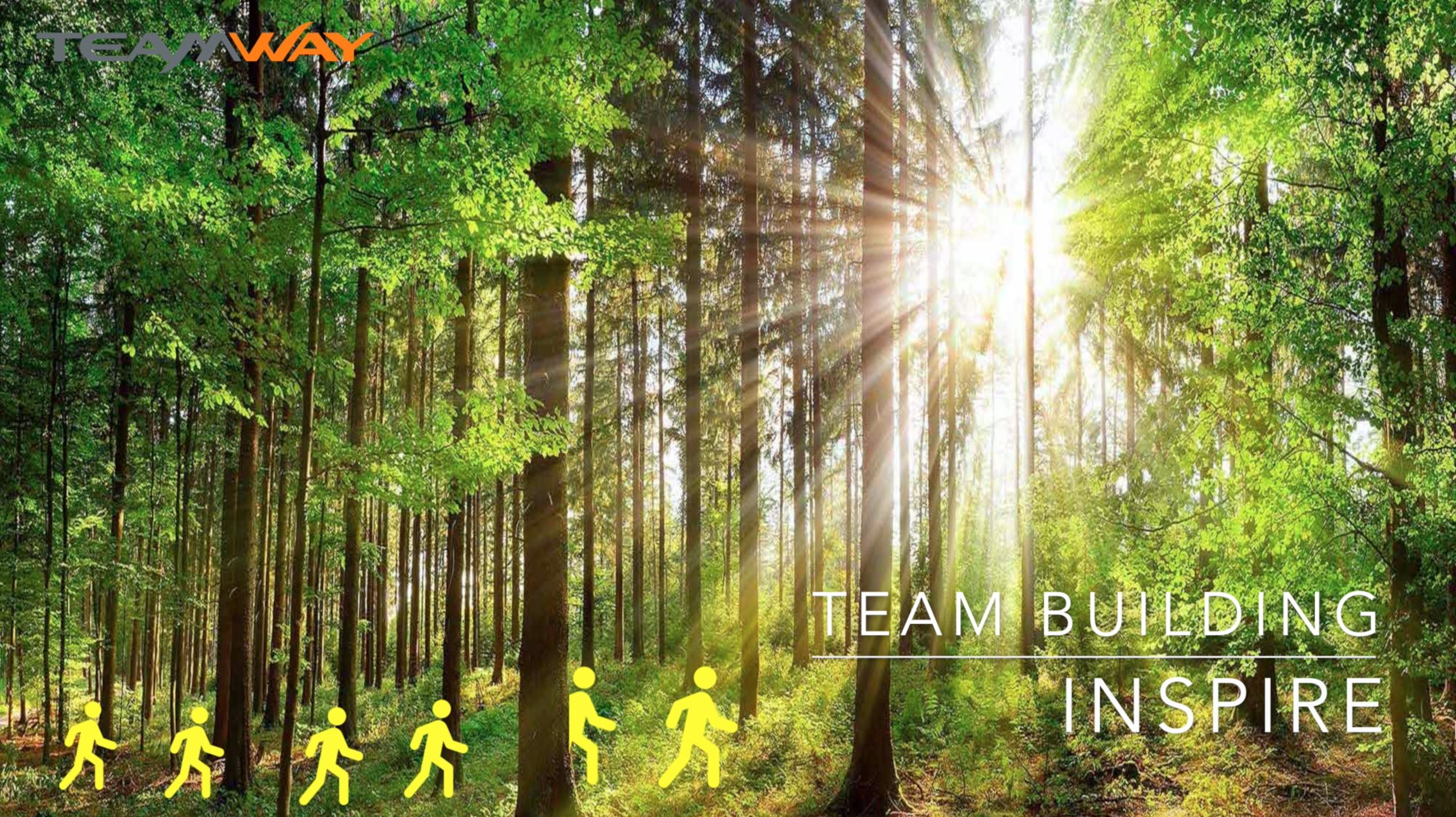 teambuilding - Teamway